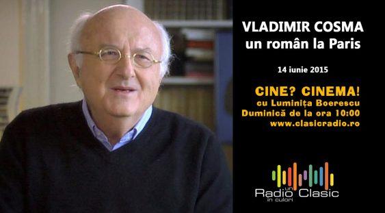 Vladimir Cosma – un român la Paris