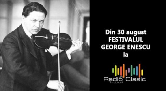 Ediții speciale Festival George Enescu