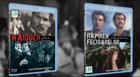 Primele filme clasice românești în High Definition
