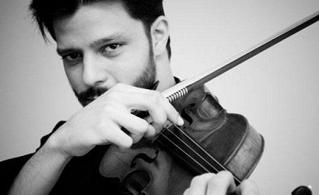 Concert și masterclass cu violonistul Răzvan Stoica la ICR