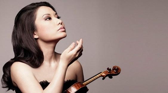 Celebra violonistă Sarah Chang, în PREMIERĂ la Constanţa!