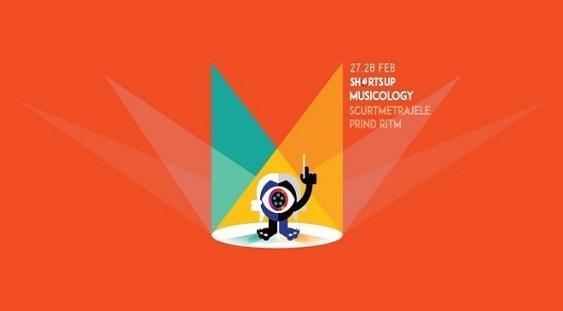 Muzica întâlneşte filmul, pe 27 şi 28 februarie 2016, la ShortsUP Musicology