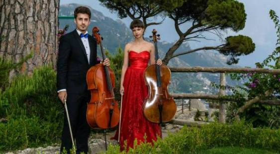Duo Cello Jaya în turneul național 'Tales'