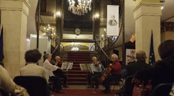 Preludii de Claude Debussy în Stagiunea Muzicală 'Iosif Sava'