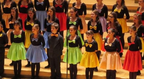 Corul de Copii Radio în concert de muzică barocă la Sala Radio