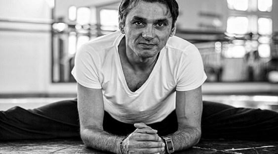 Gigel Ungureanu, noul şef al compartimentului Balet al Operei Naţionale
