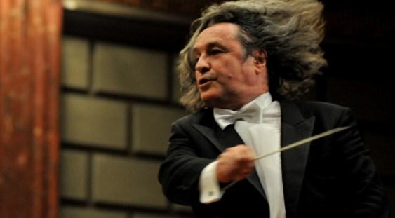 Horia Andreescu – dirijorul concertelor de la Filarmonica 'George Enescu'