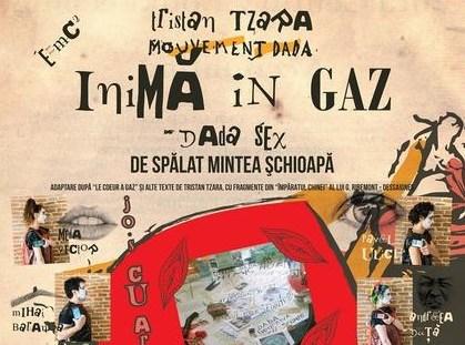 Teatru neconvențional la ARCUB: Inima în Gaz