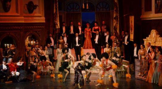 'Contesa Maritza' – la Opera din Timişoara