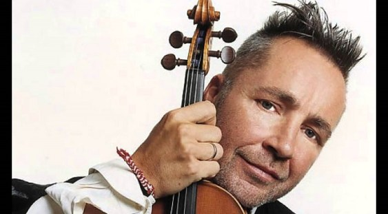 "NIGEL KENNEDY – ""Vivaldi The new Four Sesons"" în România"