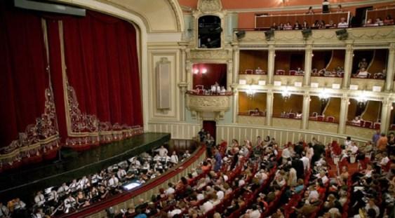 Spectacole la Opera Naţională Bucureşti
