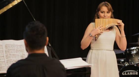 """Primul concert de nai în """"Seria românească"""" de la St Martin-in-the-Fields"""