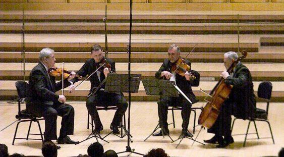 Cvartetul VOCES: recital HAYDN pe scena Sălii Radio