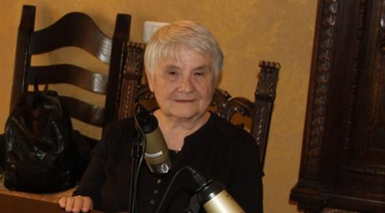 De 1 iunie, cu doamna Alexandrina Halic la Teatrul Ion Creangă