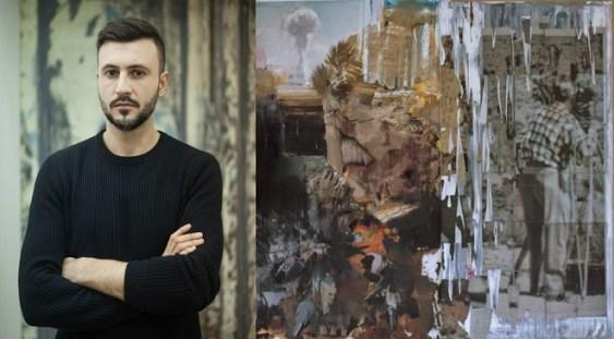 Două lucrări de Adrian Ghenie, adjudecate la Sotheby's Hong Kong pentru mai mult de 6 milioane de euro