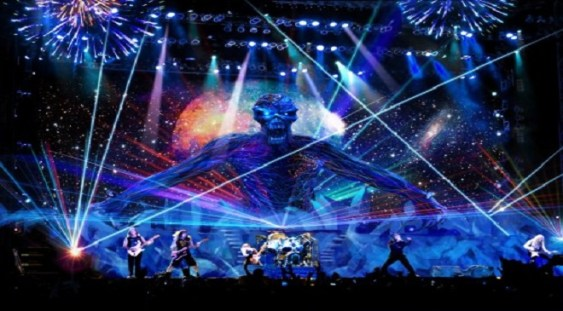 Iron Maiden şi Muse, în Bucureşti: Heavy metal şi distopie