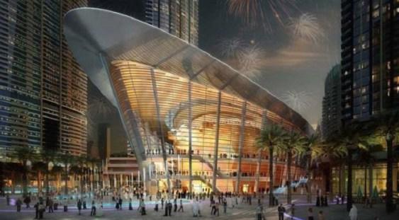 Inaugurarea Operei din Dubai