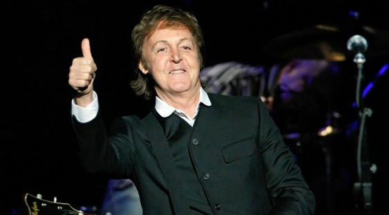 Paul McCartney pregătește un nou album
