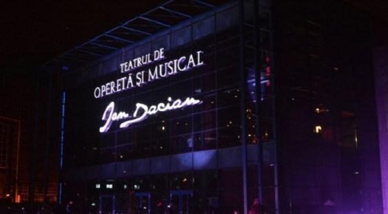"""Angajaţii Operei şi Teatrului Naţional de Operetă """"Ion Dacian"""", scrisoare către Iohannis, Cioloş şi Dâncu"""