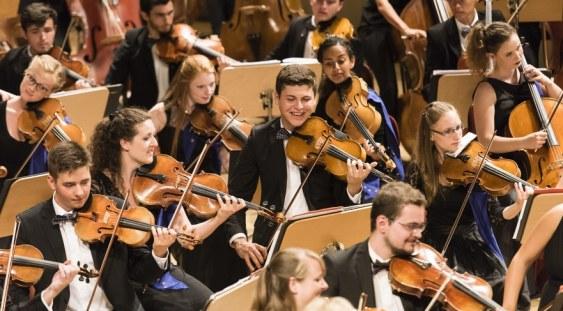Preselecţie pentru Orchestra de Tineret a Uniunii Europene