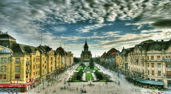Oraşul Timişoara, desemnat Capitală culturală europeană 2021