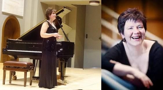 Invitatul săptămânii – pianista de origine română Dana Ciocârlie
