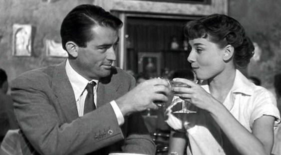 Gregory Peck a fost omagiat la Festivalul de Film de la Roma