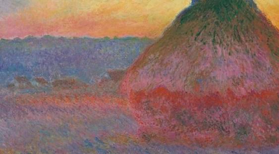 Un tablou de Monet, adjudecat pentru 81,4 milioane de dolari