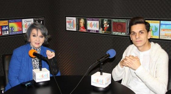 Margareta Paslaru de vorba cu Cornelius Zirbo