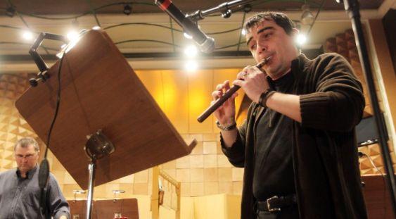 Concert pentru duduk în programul Orchestrei de Cameră Radio