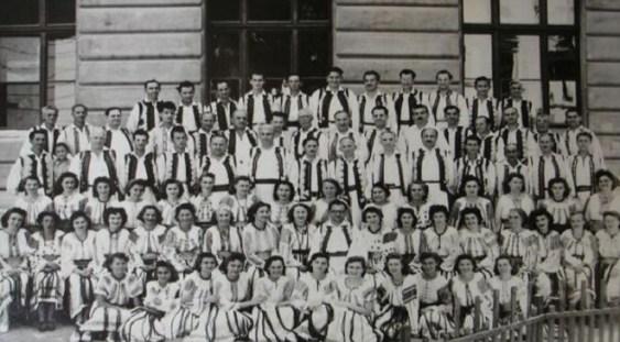 Corul Plugarilor din Chizătău aniversează 160 de ani de la înființare