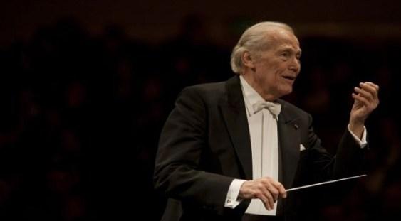 Georges Prêtre, dirijorul preferat al Mariei Callas, a murit la vârsta de 92 de ani