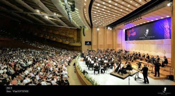 Festivalul Enescu: 30.000 de bilete, epuizate în primele ore de la punerea în vânzare