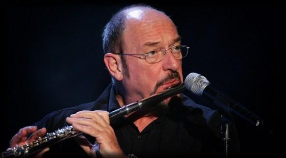 Ian Anderson readuce în România hit-urile legendarei formații Jethro Tull