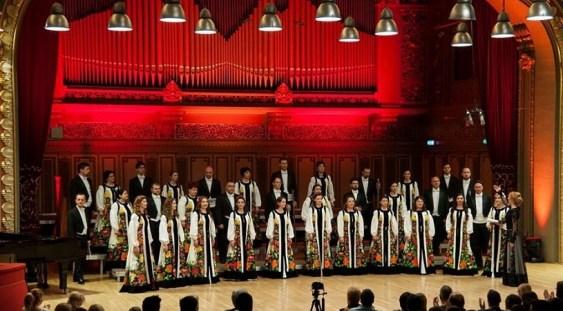 Concert extraordinar de Ziua Madrigalului