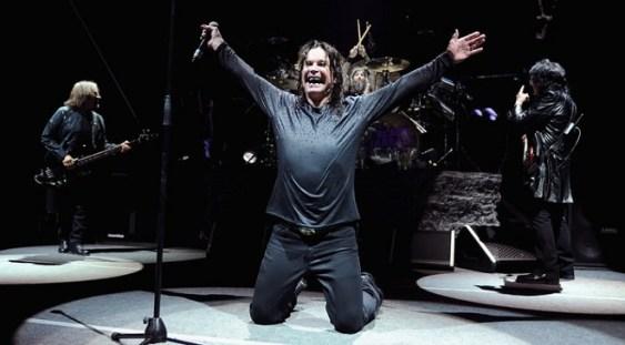 Trupa britanică de rock Black Sabbath a susținut ultimul concert din istoria sa