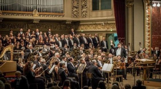 """Filarmonica """"George Enescu"""" va interpreta """"Recviemul"""" de Mozart, în memoria Regelui Mihai I"""