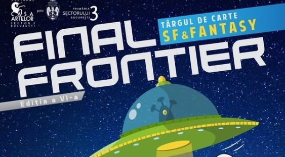 Final Frontier, singurul târg de carte SF&Fantasy din ţară