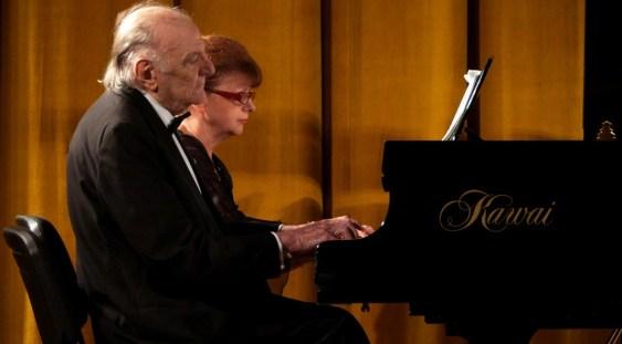 Recital Roxana şi Valentin Gheorghiu şi lansare de CD