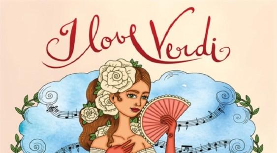 'I Love Verdi' – concert aniversar 'Funtaţia Calea Victoriei'