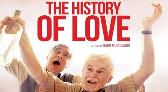 """Actorul britanic Derek Jacobi vine la TIFF cu """"Povestea iubirii"""", filmul lui Radu Mihăileanu"""