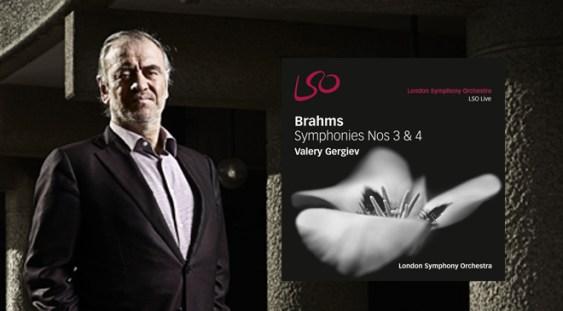 Brahms: Symphonies Nos 3 & 4