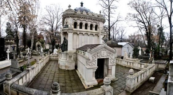Evenimente culturale găzduite la Cimitirul Bellu