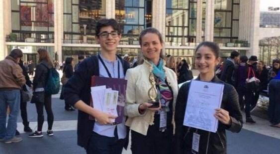 """România a câştigat locul doi mondial la concursul internaţional de balet """"Youth America Grand Prix"""", de la New York"""