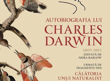Lansarea volumului Autobiografia lui Charles Darwin