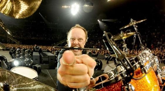 Bateristul de la Metallica, Lars Ulrich, a primit titlul de cavaler de la regina Danemarcei