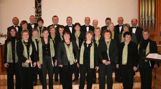 Corul 'Siebenbürgische Kantorei' – în concert la Biserica Luterană