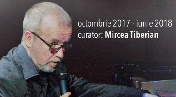 Mircea Tiberian – noul curator al concertelor de jazz la ARCUB