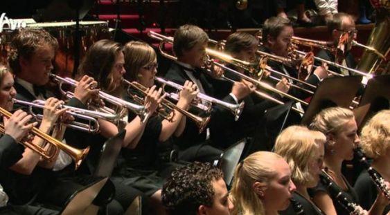 Orchestra Naţională de Tineret a Olandei @ Ateneul Român