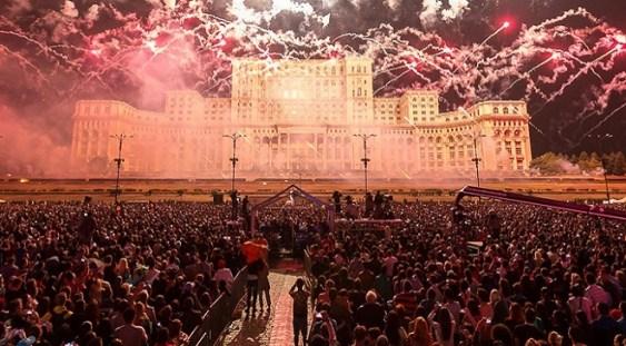 Încep Zilele Bucureştiului: Concerte, show-uri 3D şi spectacole de teatru, printre surprizele pregătite